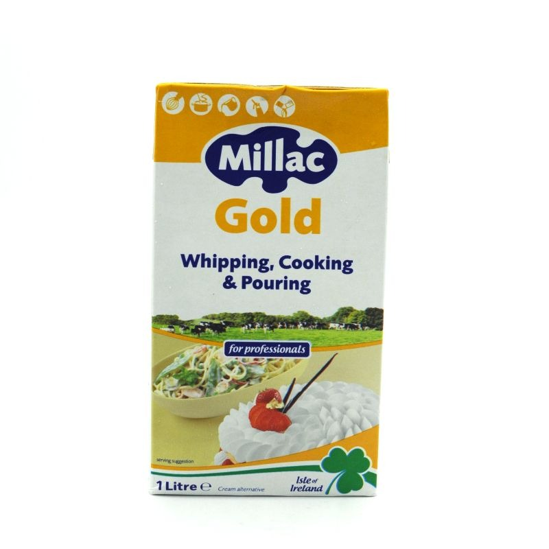 MILLAC-GOLD WHIPPING CREAM