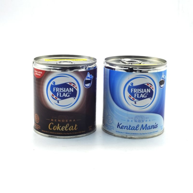FRISIAN FLAG-KENTAL MANIS CONDENSED MILK