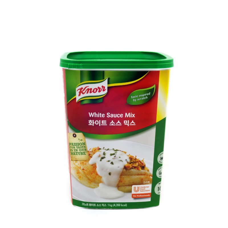KNORR-WHITE SAUCE MIX
