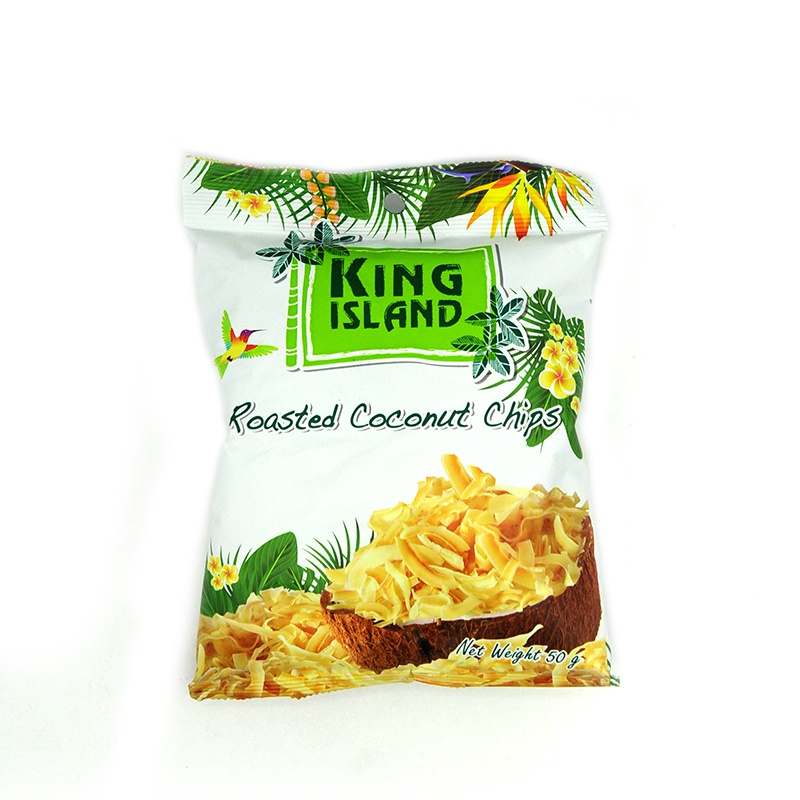 KING ISLAND-COCONUT CHIPS