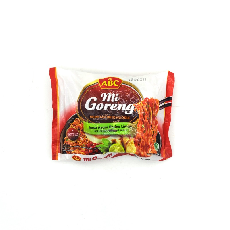 MIGORENG-HOT CHICKEN FLAVOR NOODLES (HALAL)