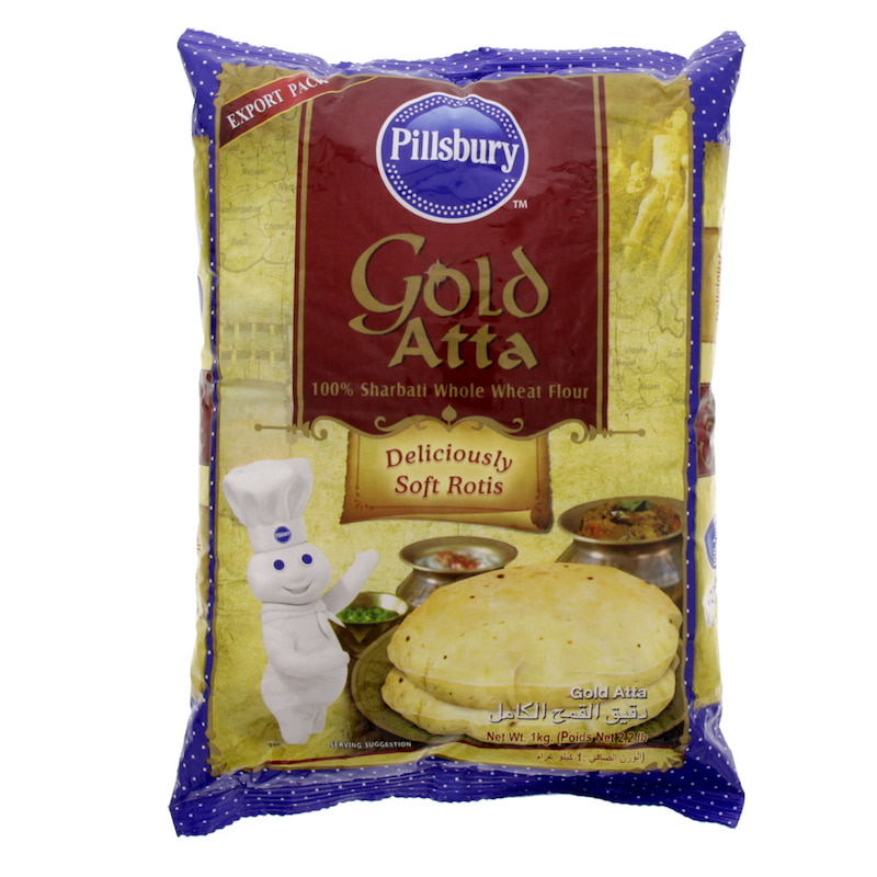 PILLSBURRY-GOLD CHAKKI FRESH FLOUR(ATTA)