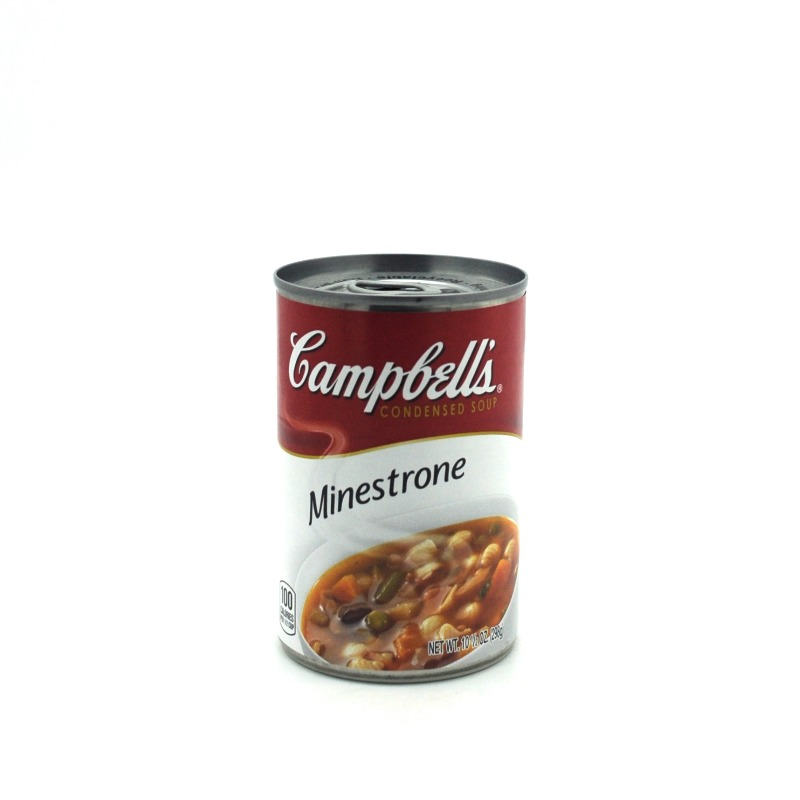 CAMPBELL'S-MINESTRONE SOUP