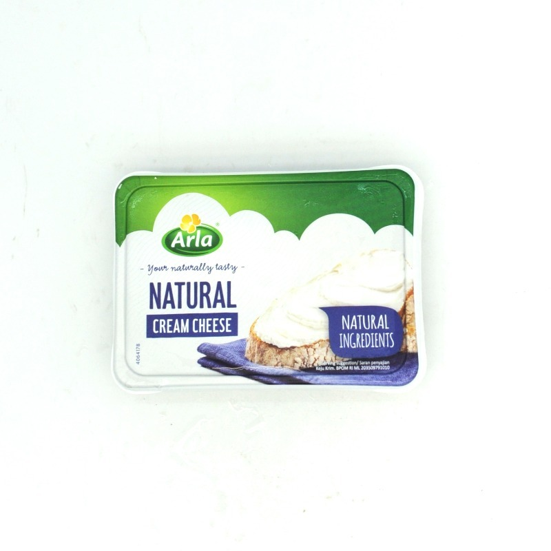 ARLA-NATURAL CREAM CHEESE