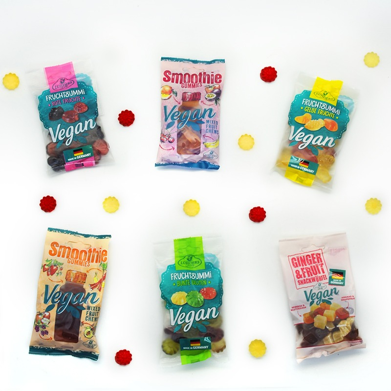 LUHDERS-VEGAN GUMMY CANDIES