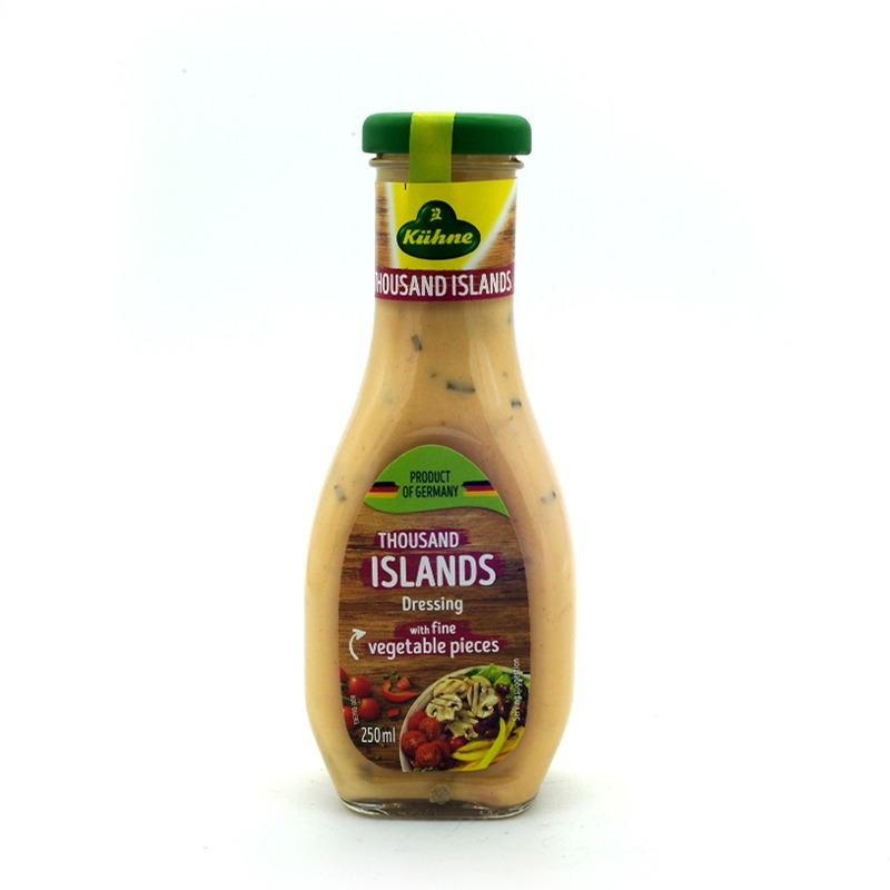 KUHNE-THOUSAND ISLAND SALAD DRESSING