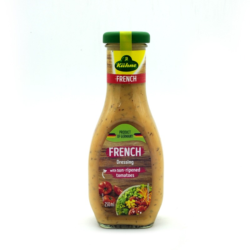 KUHNE-FRENCH SALAD DRESSING