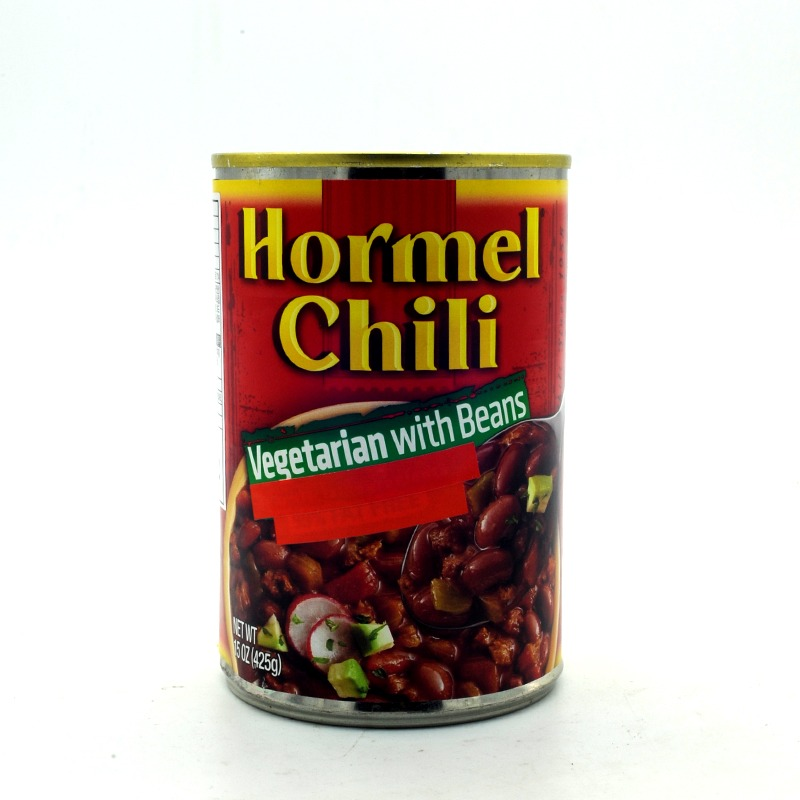 HORMEL CHILLI-VEGETARIAN WITH BEANS