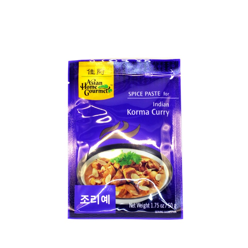 ASIAN HOME GOURMET-SPICE MIX FOR KORMA CURRY