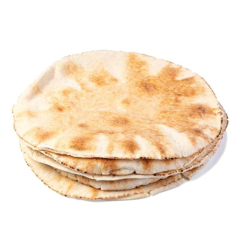 ARABIC LAVASH WHITE BREAD 10""