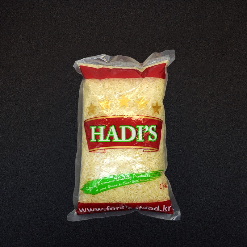 HADIS-PURE LONG GRAIN BASMATI RICE