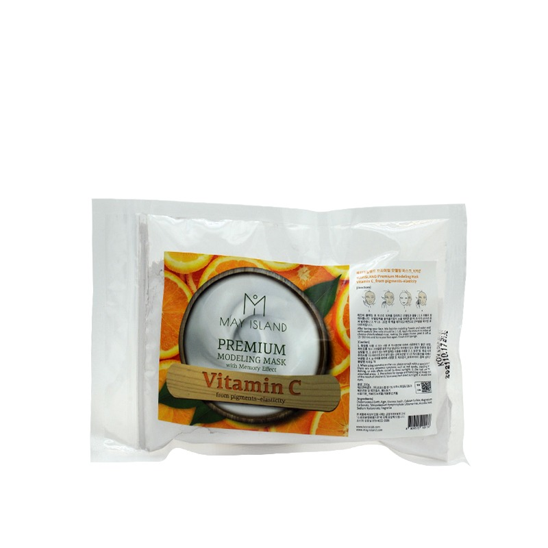 MAY ISLAND-PREMIUM MODELING MASK VITAMIN C