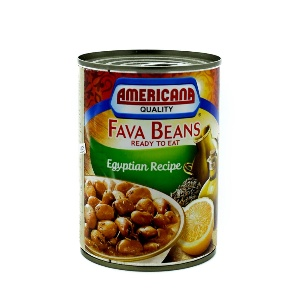 AMERICANA-FAVA BEAN EGYPTIAN RECIPE 400G