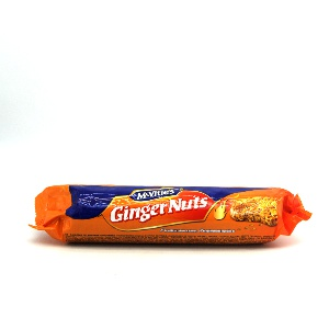 MCVITIES-GINGER NUT BISCUITS