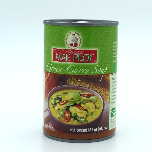 MAE PLOY-GREEN CURRY SOUP 0.4L