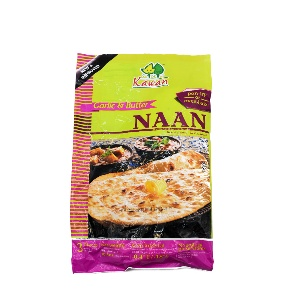 KAWAN-GARLIC & BUTTER NAAN